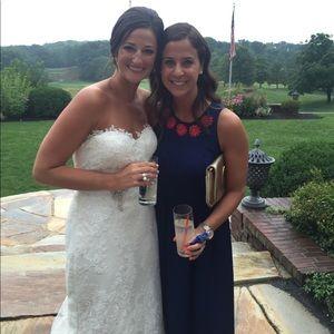 Shoshanna Maxi Dress - Great For Weddings!
